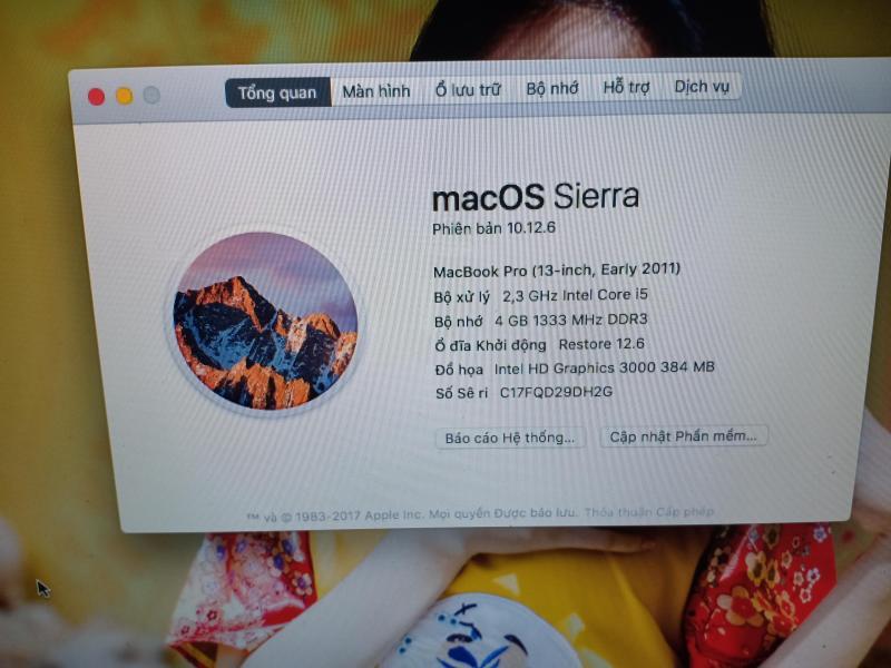 Cần ra đi con macpro2011