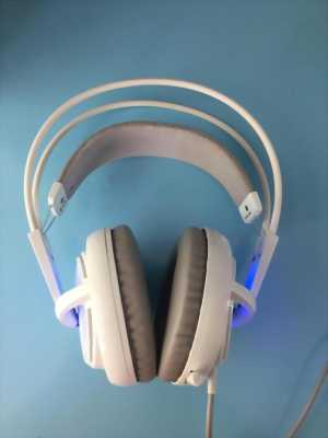 Tai nghe gaming Steel series V2 frost blue