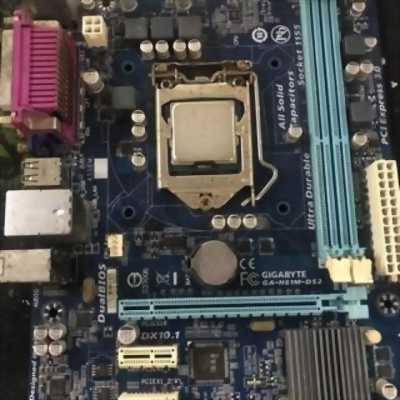 THÙNG CPU: GIGA H61, I3 3220,RAM 4G,HDD 250G,VGA GT730 25D