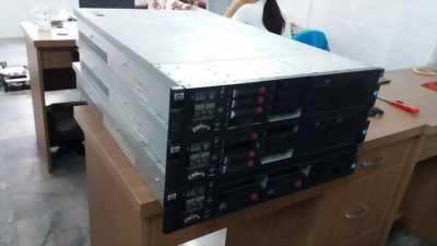 Bán Máy chủ HP Proliant DL380 G6, hàng mới về nhiều, giá cực tốt.