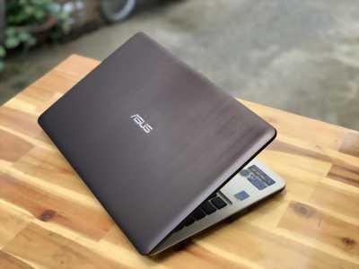 Laptop Asus A540, i3 4005U 4G 500G Đẹp zin 100% Giá rẻ