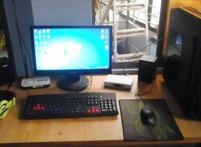 Bộ Máy tính bàn có Wifi Cpu cor2