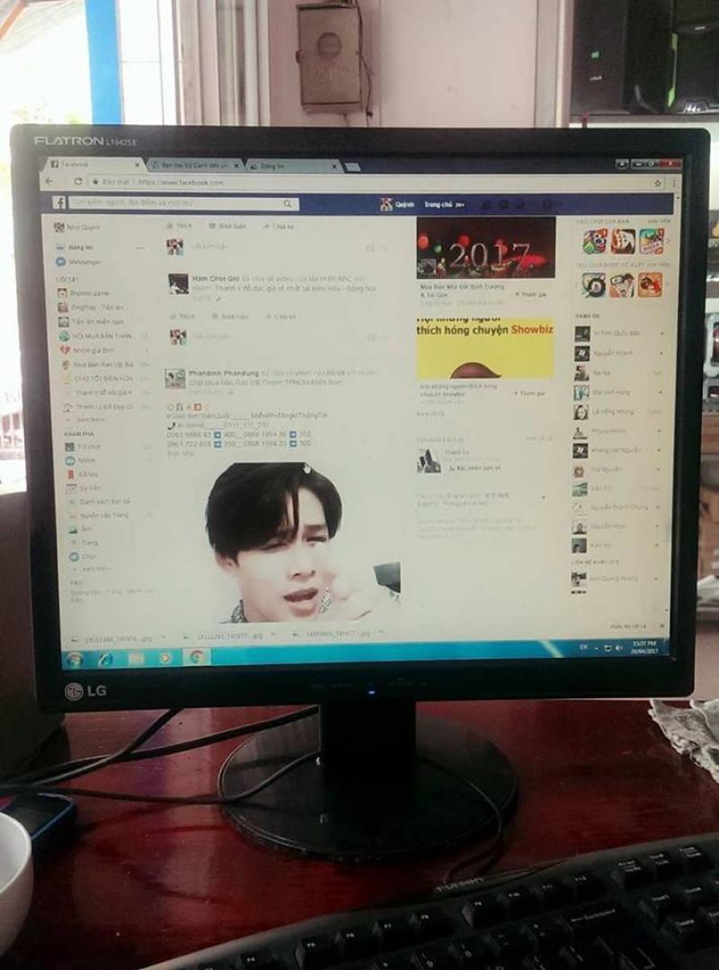 Bộ máy văn phòng lướt web nghe nhạc giá rẻ