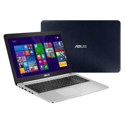 "ASUS K501UX-FI131T CORE I5- VGA 4G UHD 4K WIN 10 15.6"""