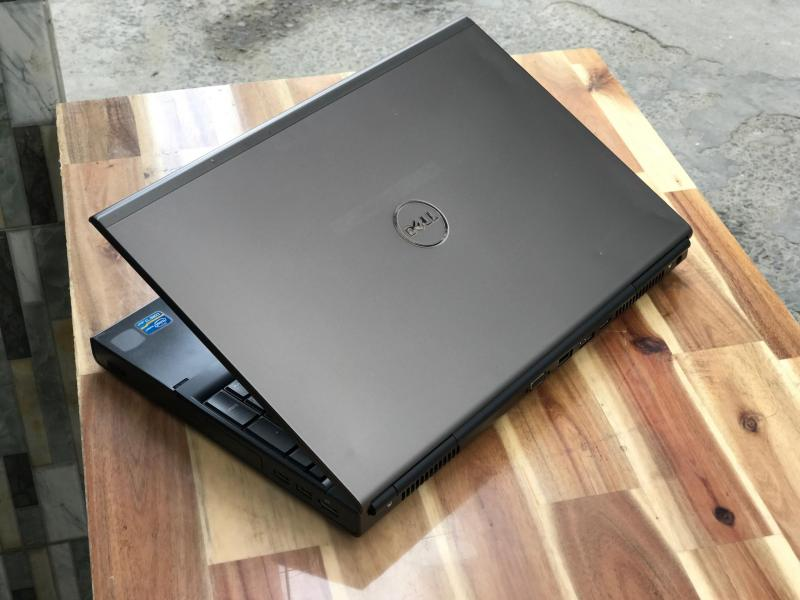 Laptop Dell Precision M4700, i7 3740QM 8G SSD24G ở TPCHM