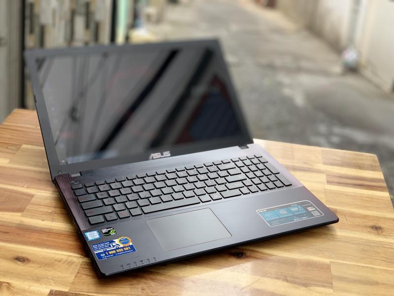 Laptop Asus K550V, i5 6300HQ 4G SSD128+500G Vga GTX950M Đẹp zin 100% Giá rẻ
