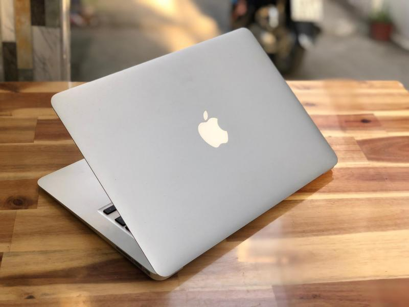 Macbook Air 2015 13in, i5 4G SSD128 Pin Khủng 5-10h Đẹp zin 100%