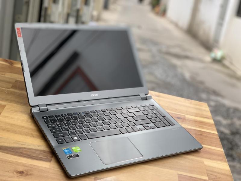 Laptop Acer Ultrabook V5-573G, i5 4200U 4G 1000G Vga 2G Đèn phím Đẹp zin 100% Giá rẻ