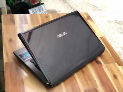 Laptop Asus X44H, i3 2350M 4G 320G Đẹp zin 100% Giá rẻ