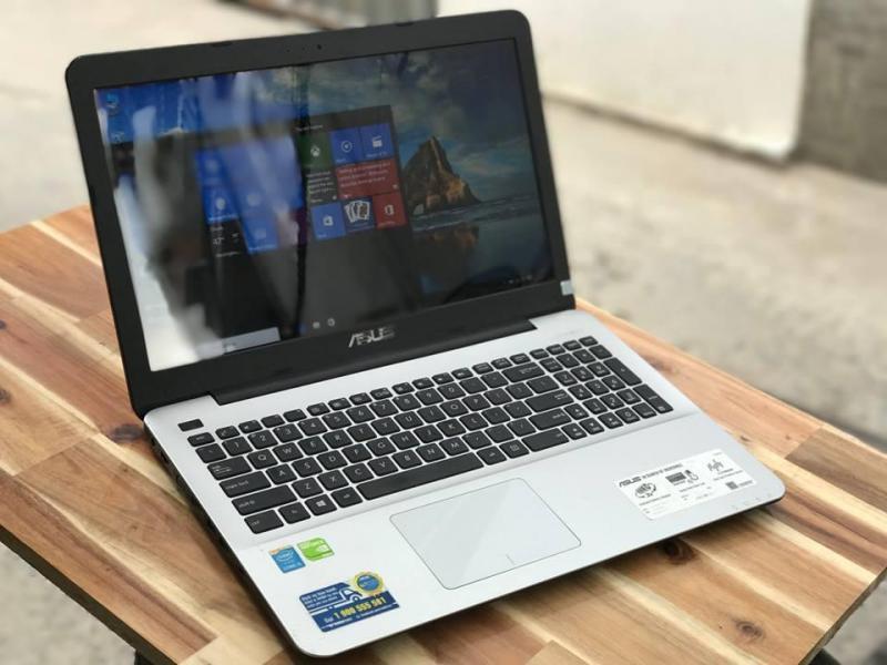 Laptop Asus X555LF, i5 5200U 4G SSD128 Vga GT930M 2G Đẹp zin 100% Giá rẻ