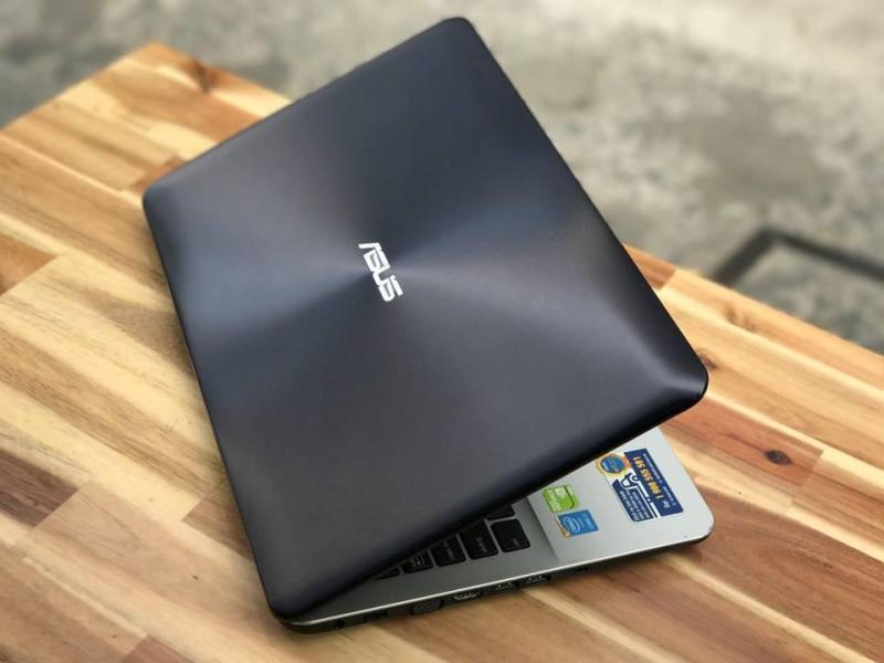 Laptop Asus X555UJ, Core i7 6500U 8G 500G Vga rời GT920M 2G Đẹp zin 100% Giá rẻ