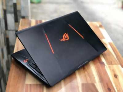 Laptop Asus Rog GL553VD, i7 7700HQ 8G 1T Vga GTX1050M 4G Full HD LED 7 màu Còn BH 8/2019 Giá rẻ