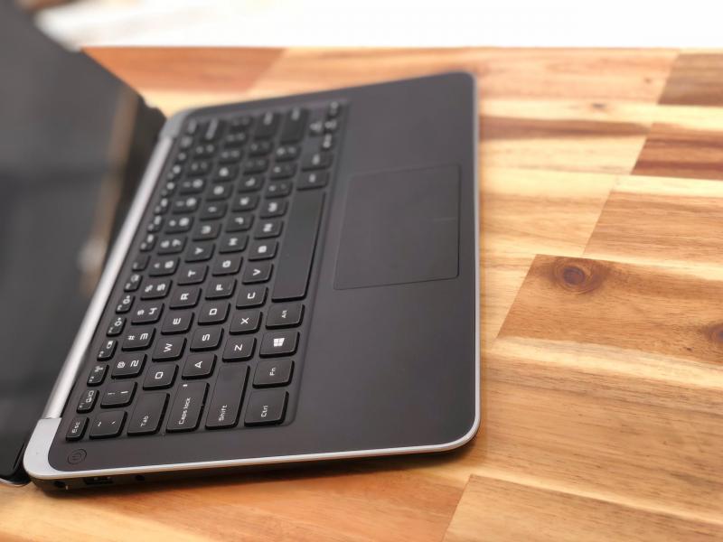 Laptop Dell XPS 13 Gen 3, I7 3537U 8G SSD256 Đèn phím Đẹp keng zin 100% Giá rẻ