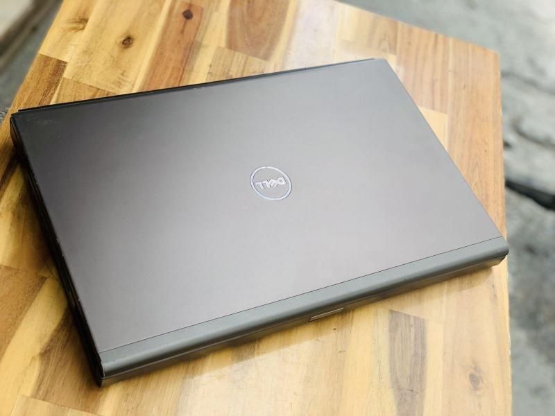 Laptop Dell Precision M6800, i7 4810QM 8G SSD256 Full HD Vga Quadro K3100 Đẹp Zin 100% Giá rẻ