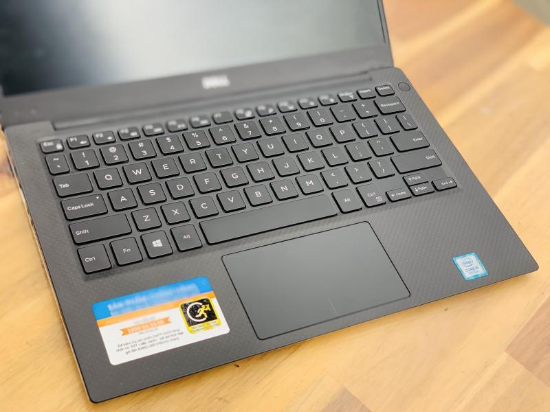 Laptop Dell XPS 13 9360, I5 7200U 8G SSD256 Full HD Đèn Phím Tràn Viền Siêu Mỏng Giá rẻ