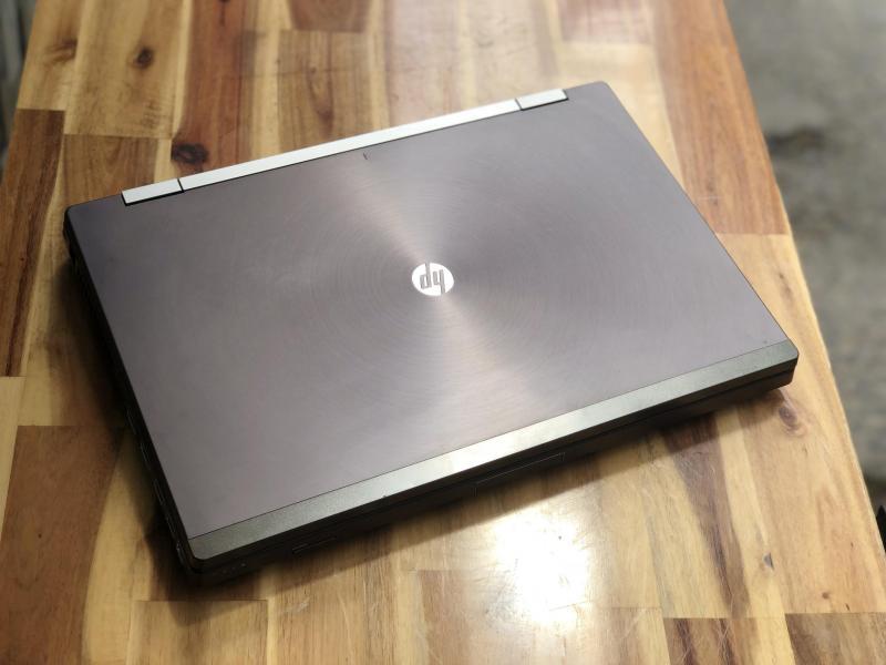 Laptop Hp Workstation 8560W, i7 2720QM 8G SSD256 Full HD Quadro 1000M Đèn Phím Vân tay