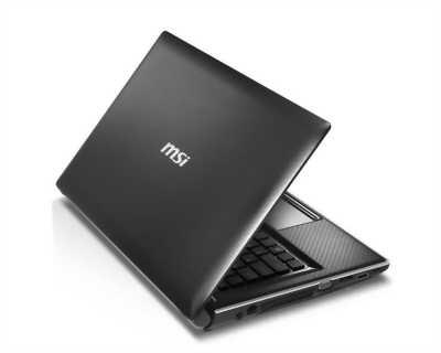Laptop i3 MSI, dòng cao