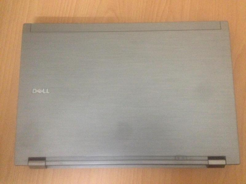 Laptop dell core i3 (dell 6510)