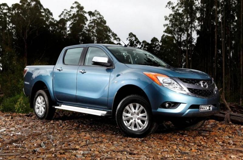 Tìm hiểu giá xe ô tô bán tải Mazda trên thị trường hiện nay