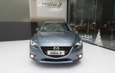 Mazda 3 2017 giao xe ngay
