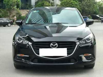 Gia đình cần bán xe Mazda 3, 2017 đk 2018, màu đen