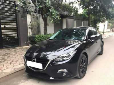 kẹt tiền bán Mazda3, sản xuất 2017, số tự động, màu đen