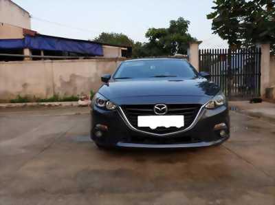Đổi xe mới cần bán Mazda3, sản xuất 2016, số tự động màu xám