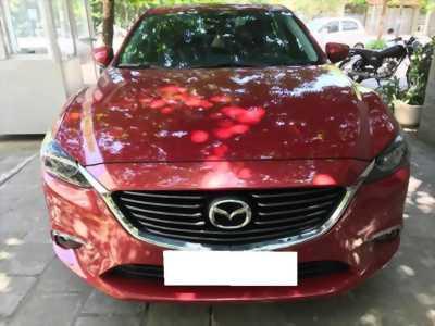 Gia đình cần bán xe Mazda 6 premium 2018, số tự động, màu đỏ