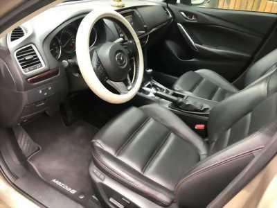 Gia đình cần bán xe Mazda 6