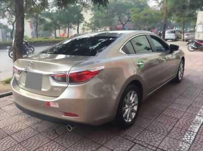 Bán Mazda 6 tự động vàng cát 2017