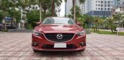 Bán xe Mazda 6 đời 2017