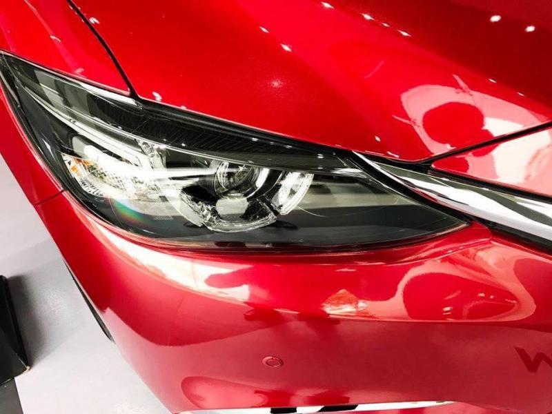Mình cần bán xe Mazda 6 2017, mới 100%, xe siêu đẹp giá siêu tốt