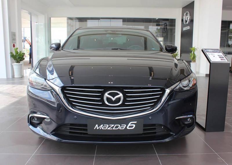 Cần bán xe Mazda 6 Facelift 2017 mới cứng, đầy phong cách giá hữu nghị