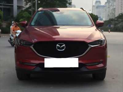 Cần bán xe Mazda CX5 2.5AWD 2018 màu đỏ bảng đủ