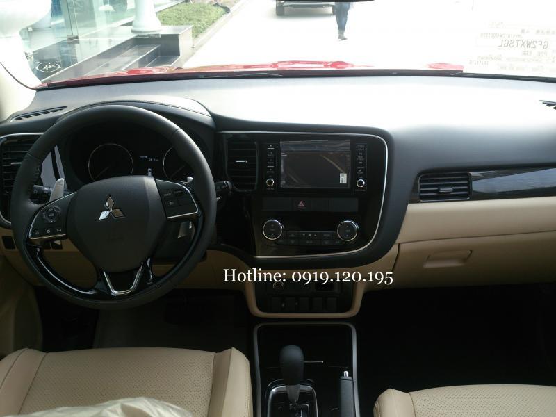Bán xe Mitsubishi Outlander - nhập khẩu Nhật Bản