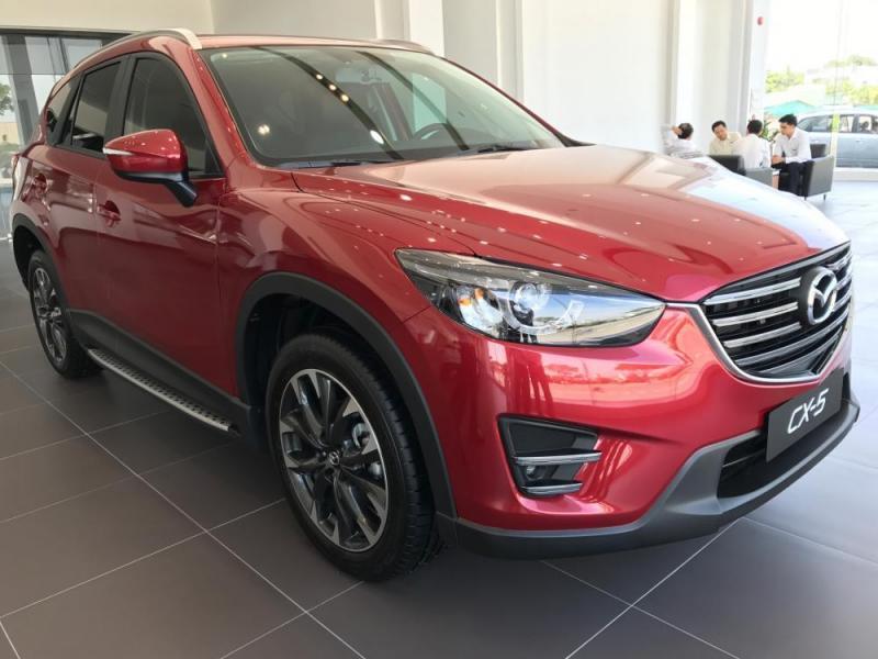 Mình cần bán chiếc Mazda CX 5 Facelift đời 2017 đầy sang trọng và mạnh mẽ với giá tốt