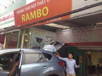 Độ cốp điện cho xe Mazda CX5 uy tín tại Hà Nội -  Rambo
