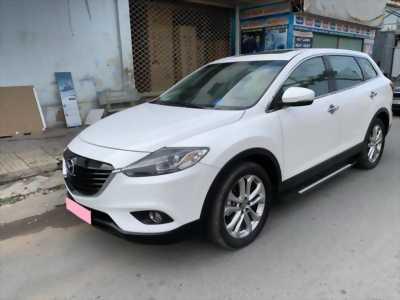 Đổi xe mới cần bán CX9 AWD 2015, màu trắng, số tự động, máy xăng, nhập nhật.