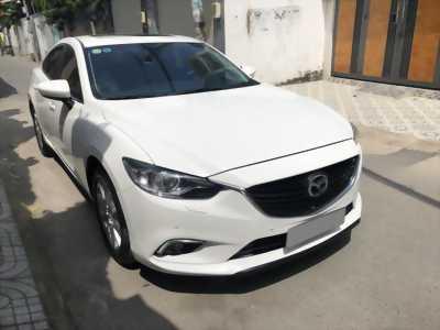 Mình cần Bán Mazda 6 bản full Trắng Tinh 2017 đi kỹ như mới.