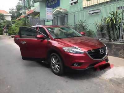 Bán xe Mazda Cx9 2014, màu đỏ sang chảnh