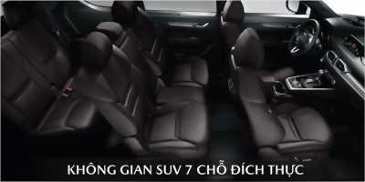 Mazda CX8 SUV 7 chỗ hot nhất hiện nay -Nhanh tay đặt cọc để được ưu đãi tốt nhất