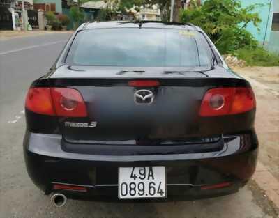 Cần bán con Mazda 3 Blcak 2005 giá tốt, xe xịn bán để mua xe khác nên sẽ fix cho khách nếu lấy nhiệt tình