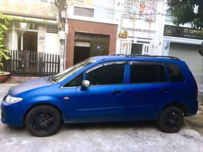 Mazda Premacy 2003 màu xanh nhập khẩu 100%