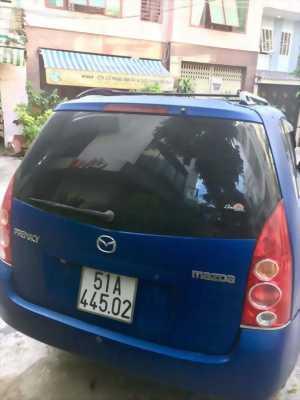 Mình có con Mazda Premacy 2003 màu xanh nhập khẩu 100% chính chủ cần bán đi giá rẻ nhất Việt Nam