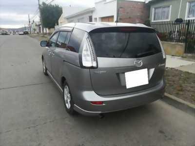 Thanh lí em Mazda 5 đăng kí 12/2009 số tự động, 7 chổ, màu bạc