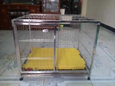 Bán chuồng nuôi chó mèo gà thỏ bồ câu