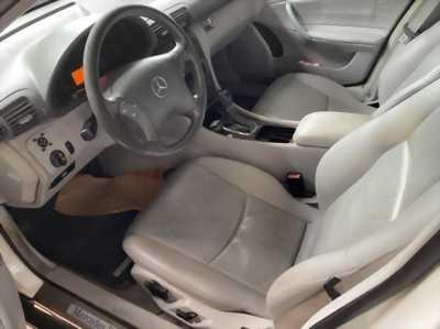 Bán Mercedes C200 tự động 2002
