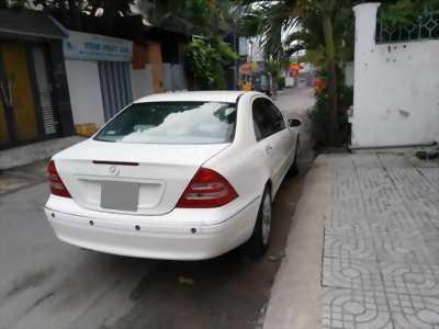 Cần bán Mercedes C200 số tự động 2003