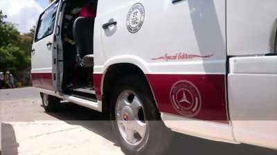 Bán xe Mercedes Benz MB 2001 Số sàn
