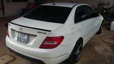 Chính chủ lên đời, bán Mercedes C200 đời 2007 rẻ cho anh em